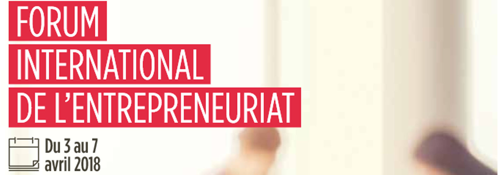 6 étudiants de Team Academy et de BEX au Forum international de l'entrepreneuriat